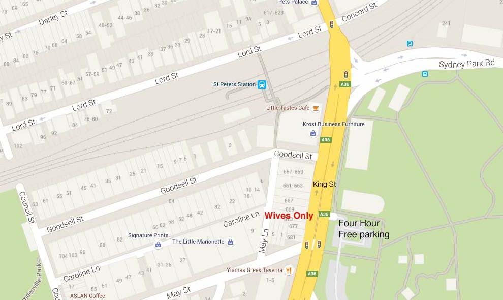 673 King Street St Peters NSW 2044